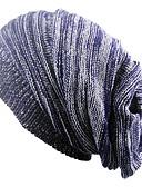 olcso Férfi kalapok, sapkák-Férfi Egyszínű Tiszta szín Akril,Kalap-Széles karimájú kalap Tavasz & Ősz Tél Szürke Bor Világos szürke