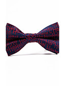cheap Men's Ties & Bow Ties-Men's Irregular Style Bow Tie - Jacquard