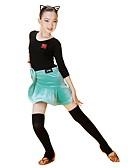 hesapli Dans Aksesuarları-Latin Dansı Uzun Çorap Genç Kız Eğitim Kazak Çoraplar