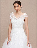 cheap Wedding Veils-Lace Wedding / Party / Evening Women's Wrap With Buttons / Lace Vests