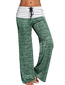 cheap Women's Pants-Women's Stitching Print Solid Color Legging Solid Colored Low Waist