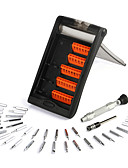 cheap Smartwatches-PC Phone Repair Tool 38 in 1 Portable Hardware Hand Tools Set Precision Screwdriver Set Multifunction Tablet