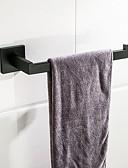 tanie Damskie spodnie-Wieszak na ręczniki Tradycyjny / Vintage Retro / Vintage Stal nierdzewna 1 szt. - Kąpiel w hotelu 1-ręcznik Bar