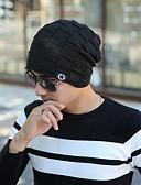abordables Sombreros de mujer-Hombre Elegante Sombrero Floppy - Activo Un Color