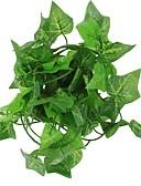 voordelige Damesjurken-Kunstbloemen 5 Tak Pastoraal Stijl Planten Bloemen voor op de muur
