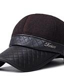 billige Hatter til damer-Herre Baseballcaps - Knapp, Lapper