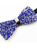 ieftine Cravate & Papioane de Bărbați-Bărbați Cristale/ Strasuri Vintage Petrecere Papion Cravată