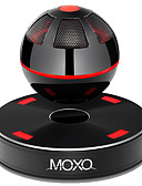 זול כובעים לגברים-MOXO Maglev WirelessBluetoothStereo Audio Mobile Computer SpeakersSubwoofer Creative Gift סאבוופר בלותוט' סאבוופר עבור