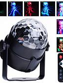 olcso Női hálóruházat-U'King Színpadi LED fények Hangérzékelő Távirányító Zene-aktivált 6 mert Otthonra Klub Esküvő Színpad Buli Szabadtéri Hordozható