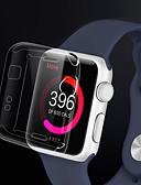 hesapli Smartwatch Kılıf-Pouzdro Uyumluluk iWatch 38mm Apple Watch Series 3 / 2 / 1 TPU Apple