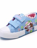 abordables Biquinis y Bañadores para Mujer-Chica Zapatos Tela Primavera / Otoño Confort Zapatillas de deporte para Rojo / Azul / Rosa