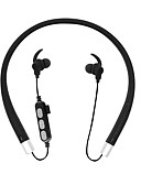رخيصةأون ملابس السباحة والبيكيني 2017 للنساء-MS-T10 الرقبة الفرقة لاسلكي Headphones ديناميكي بلاستيك الرياضة واللياقة البدنية سماعة مع التحكم في مستوى الصوت / مع ميكريفون سماعة