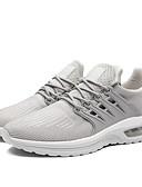 זול טישרטים לגופיות לגברים-נעליים טול אביב קיץ נוחות נעלי ספורט ל קזו'אל בָּחוּץ שחור אפור אדום