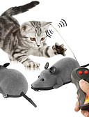 cheap Women's Dresses-Remote Control Animal Toy Mouse Pet Friendly Animals No Harm To Dogs or other Pets Gift All