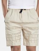 זול מכנסיים ושורטים לגברים-בגדי ריקוד גברים פעיל צ'ינו מכנסיים - אחיד פול / קיץ