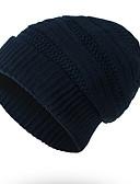 זול כובעים אופנתיים-שחור בז' כחול נייבי אפור חאקי כובע עם שוליים רחבים כותנה סתיו יום יומי