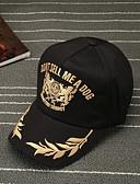 זול כובעים אופנתיים-פול שחור אודם כובע שמש כותנה קיץ יום יומי