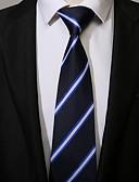 preiswerte Krawatten & Fliegen-Herrn Büro Freizeit Hals-Binder Gestreift