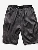 זול מכנסיים ושורטים לגברים-מכנסיים אחיד שורטים סגנון רחוב בגדי ריקוד גברים