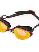 abordables Ropa de Triatlón-Gafas de natación Anti vaho Anti desgaste Tamaño Ajustable Anti-UV Resistente a rayaduras A prueba de dispersión Correa anti deslizante