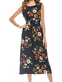 cheap Women's Dresses-Women's Basic Sheath Tunic Dress - Solid Colored