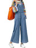 זול מכנסיים לנשים-בגדי ריקוד נשים פעיל מידות גדולות כותנה בגד מכנסיים ניטים, אחיד