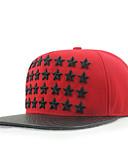 זול כובעים אופנתיים-כובע שמש כובע בייסבול - אחיד פוליאוריתן כותנה פוליאסטר מסיבה יוניסקס