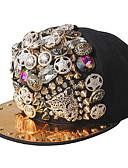 זול כובעים אופנתיים-כובע שמש כובע בייסבול - אחיד גיאומטרי כותנה פוליאסטר מסיבה יוניסקס