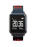 זול מעיל&מעיל גשם-חכמים שעונים ל Android 4.4 / iOS מוניטור קצב לב / כלוריות שנשרפו / מזכיר הודעות / שליטה במצלמה / בקרת APP מד צעדים / מזכיר שיחות / מעקב שינה / תזכורת בישיבה / מצאו את המכשירשלי / Alarm Clock