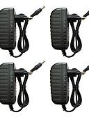 זול פיג'מות וחלוקים לגברים-BRELONG® 4pcs הנורה אביזר פלסטי ספק כוח / מתאם כוח / שקע חשמלי
