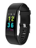olcso Kvarc-Intelligens Watch / Intelligens karkötő YY-F07plus mert Android 4.4 / iOS Vérnyomásmérés / Elégetett kalória / Lépésszámlálók / Általános / APP vezérlés Pulse Tracker / Lépésszámláló / Hívás