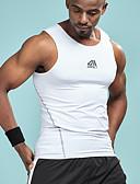 preiswerte Herren T-Shirts & Tank Tops-Herrn Solide - Aktiv Grundlegend Tank Tops Druck