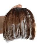 preiswerte Cocktailkleider-Dunkelbraun / Medium Auburn / Dunkeles Rotbraun Stilvoll Haarknoten Sexy Lady Haarteil Kordelzug Remi-Haar Haarstück Haar-Verlängerung Stilvoll