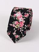 olcso Férfi nyakkendők és csokornyakkendők-Férfi Virágos Vintage Party - Nyakkendő