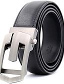 cheap Men's Belt-Men's Party / Work Waist Belt Pleated