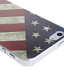 povoljno Maske za mobitele-Θήκη Za iPhone 5 / Apple iPhone SE / 5s / iPhone 5 Uzorak Stražnja maska Zastava Tvrdo PC