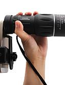 olcso Férfi pólók és pulóverek-8 X 40 mm Félszemű Hordozható Night vision BAK4 Vadászat Halászat Kempingezés / Túrázás / Barlangászat ABS + PC / Igen