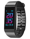 olcso Férfi alsóneműk és zoknik-STSW6S Intelligens Watch Android iOS Bluetooth GPS Vízálló Szívritmus monitorizálás Vérnyomásmérés Érintőképernyő Dugók & Töltők Lépésszámláló Hívás emlékeztető Testmozgásfigyelő Alvás nyomkövető