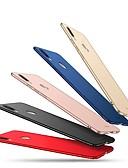 olcso Mobiltelefon tokok-Case Kompatibilitás Huawei P20 / P20 Pro Ultra-vékeny / Jeges Fekete tok Egyszínű Kemény PC mert Huawei P20 / Huawei P20 Pro / Huawei P20 lite / P10 Plus / P10 Lite / P10