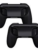 baratos Gravatas e Gravatas Borboleta-Switch Sem Fio Controlador de Jogo Aderência Para Nintendo Interruptor ,  Controlador de Jogo Aderência ABS 2 pcs unidade