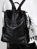 cheap Fashion Belts-Women's Bags Cowhide Backpack Zipper Black