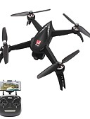 זול טישרטים לגופיות לגברים-RC רחפן MJX B5W RTF 4CH 6 ציר 2.4G עם מצלמתHD 3.0MP 1080P RC Quadcopter מצב ללא ראש / מיקום GPS RC Quadcopter / שלט רחוק / מצלמה