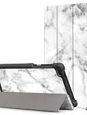 halpa Muu tapaus-Etui Käyttötarkoitus Lenovo Lenovo Tab 7 Essential / Lenovo Tab 7 Tuella / Flip Suojakuori Öljymaalaus Kova PU-nahka