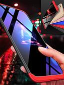 tanie Zegarki mechaniczne-Kılıf Na OnePlus OnePlus 6 Odporny na wstrząsy Pełne etui Solidne kolory Twardość PC na OnePlus 6 / One Plus 5 / OnePlus 5T
