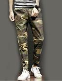 זול תחתוני גברים אקזוטיים-בגדי ריקוד גברים Military צ'ינו מכנסיים להסוות