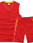 cheap Men's Exotic Underwear-Men's Set - Solid Colored V Neck / Sleeveless