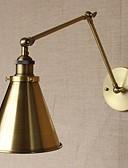 preiswerte Socken & Strumpfwaren-Neues Design Modern / Zeitgenössisch Wandlampen Wohnzimmer / Schlafzimmer Metall Wandleuchte 220-240V 40 W