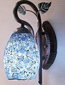 abordables Tops-Mate / Antibrillo Clásico Lámparas de pared Dormitorio Madera / Bambú Luz de pared 220-240V 40 W