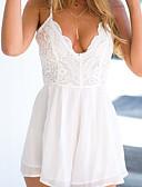 povoljno Ženski jednodijelni kostimi-Žene Odjeća za igru Jednobojni S naramenicama Harem hlače