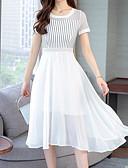 זול שמלות נשים-מעל הברך שמלה נדן רזה ליציאה בגדי ריקוד נשים